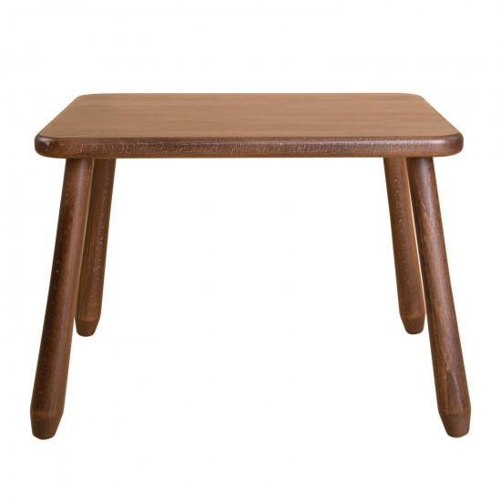 Wenge wood kid table