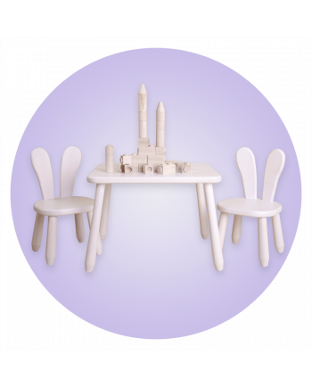 Kid table and chair sets